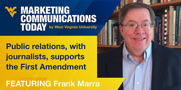 Marketing Communications Today Frank Marra