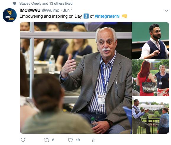 Integrate 2019 scenes