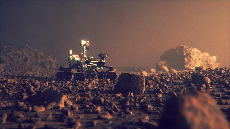 Researching Planetary Robots: Meet a PhD Candidate in WVU's Robotics Program